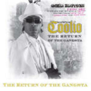 The Return of the Gangsta - CD Audio di Coolio