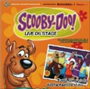 Scooby Doo! Live on Stage (Colonna Sonora) - CD Audio
