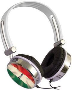 Cuffia Audio Italy flag