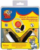 Idee regalo Cuffia Audio Tom & Jerry con Microfono Xtreme Audio/Video