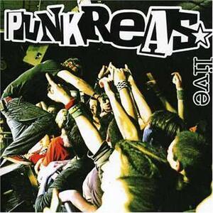 Punkreas Live - CD Audio di Punkreas