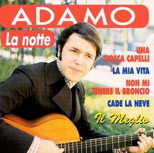 La notte - CD Audio di Adamo