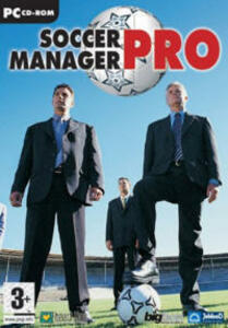 Soccer Manager Pro (Football Manager 3)