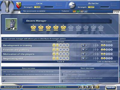 Soccer Manager Pro (Football Manager 3) - 3