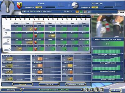 Soccer Manager Pro (Football Manager 3) - 4
