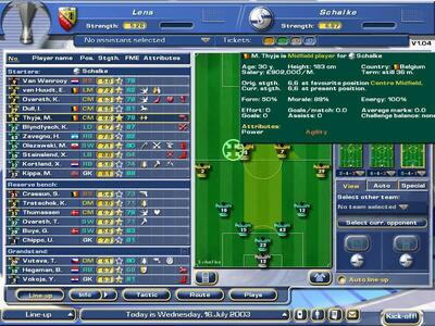 Soccer Manager Pro (Football Manager 3) - 5