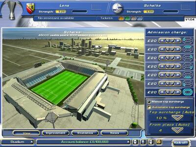 Soccer Manager Pro (Football Manager 3) - 7