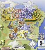 Videogiochi Nintendo DS Monster Puzzle
