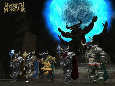 Dark Age of Camelot: Labyrinth of the Minotaur - 6