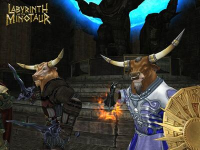 Dark Age of Camelot: Labyrinth of the Minotaur - 8