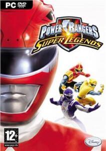 Power Rangers: Super Legends - 2