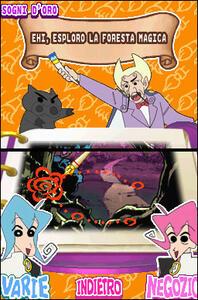 Shin chan e i colori magici - 4