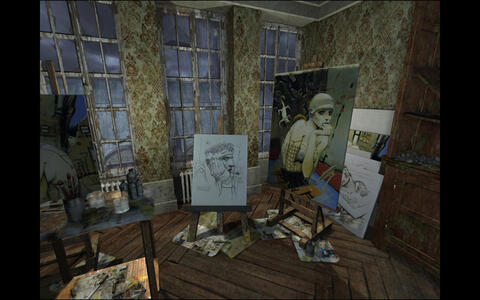 Nikopol: Secrets of the Immortals - 2