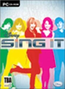 Disney Sing It! (solo gioco)