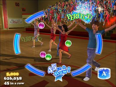 High School Musical 3: Senior Year DANCE! - 3
