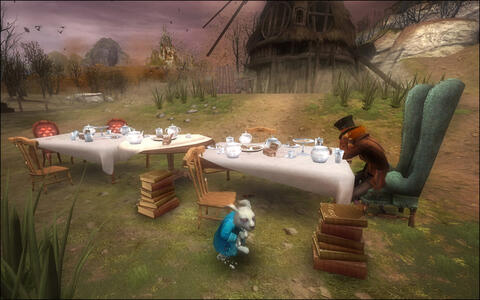 Alice in Wonderland - 2