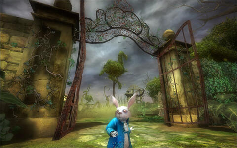 Alice in Wonderland - 3