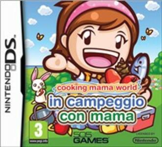Cooking Mama World Campeggio con Mama