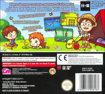 Cooking Mama World Campeggio con Mama - 2