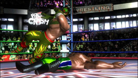Hulk Hogan's Main Event - 3