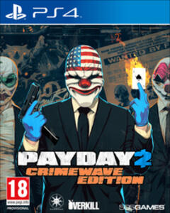 Pay Day 2 Crimewave Edition