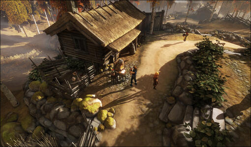 Brothers: A Tale of Two Sons - 4