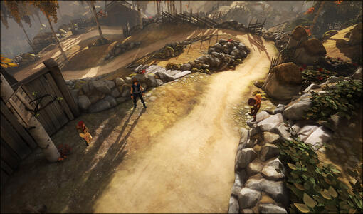 Brothers: A Tale of Two Sons - 6