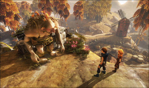 Brothers: A Tale of Two Sons - 7