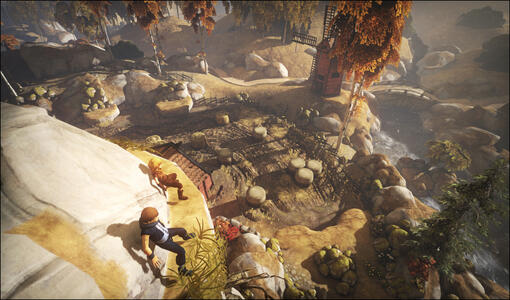 Brothers: A Tale of Two Sons - 8