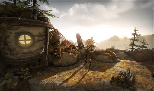 Brothers: A Tale of Two Sons - 9