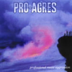 Professional Music Aggression - CD Audio di Pro-Agres
