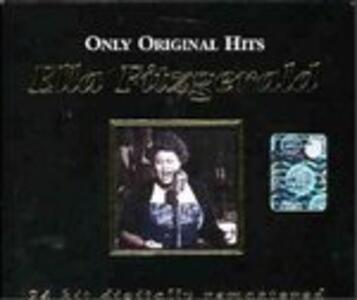 Only Original Hits - CD Audio di Ella Fitzgerald