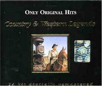 Country & Western Legends - CD Audio