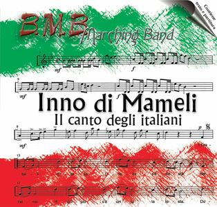 Novaro. Inno di Mameli - CD Audio