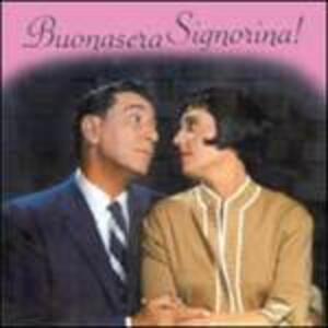 Buonasera signorina - CD Audio