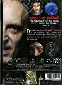 Dario Argento. Master of Horror di Luigi Cozzi - DVD - 2