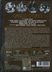 Casco d'oro di Jacques Becker - DVD - 2