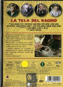 La tela del ragno di Godfrey Grayson - DVD - 2