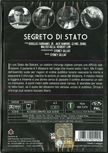Segreto di Stato di Sidney Gilliat - DVD - 2