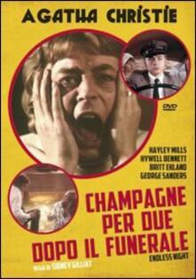 Champagne per due dopo il funerale di Sidney Gilliat - DVD