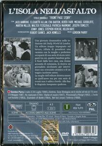 L' isola nell'asfalto di Gordon Parry - DVD - 2