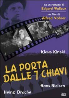 La porta dalle sette chiavi di Alfred Vohrer - DVD