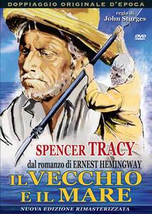 Il vecchio e il mare di John Sturges - DVD