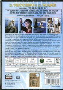 Il vecchio e il mare di John Sturges - DVD - 2