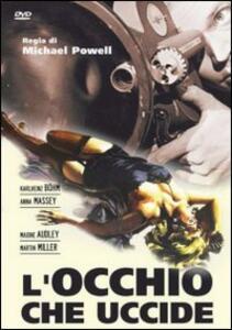 L' occhio che uccide di Michael Powell - DVD