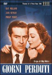 Cover Dvd Giorni perduti (DVD)