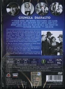 Giungla d'asfalto di John Huston - DVD - 2