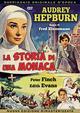 Cover Dvd DVD La storia di una monaca