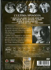 L' ultima spiaggia (DVD) di Stanley Kramer - DVD - 2