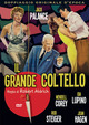 Cover Dvd DVD Il grande coltello